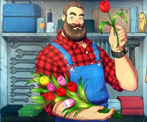 Заказ цветов на 8 марта в Новошахтинске